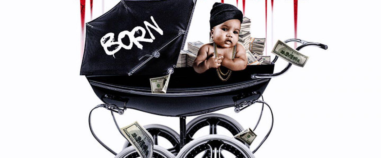 kahraezink-born-born-flexin-mixtape-cover-design