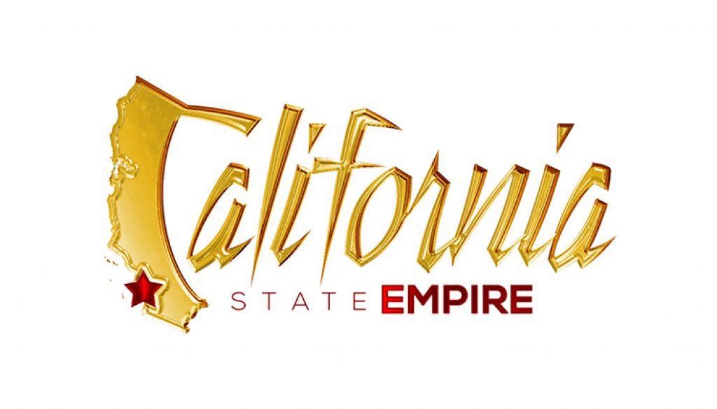 kahraezink-california-state-empire-logo-design