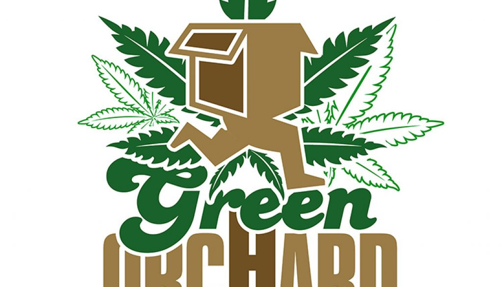 kahraezink-green-orchard-marijuana-logo