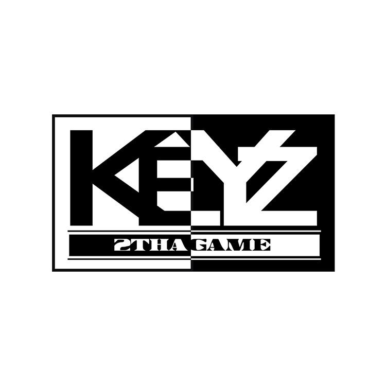kahraezink-keyz2thagame-rapper-logo-design