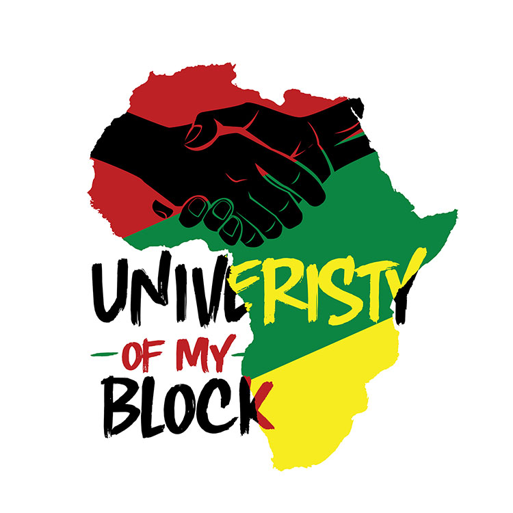 kahraezink-univeristy-of-my-block-non-protfit-logo-design