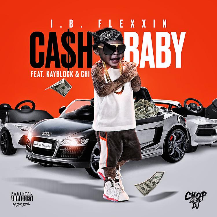 kahraezink_ib_flexxin_cash_baby_single_cover_design