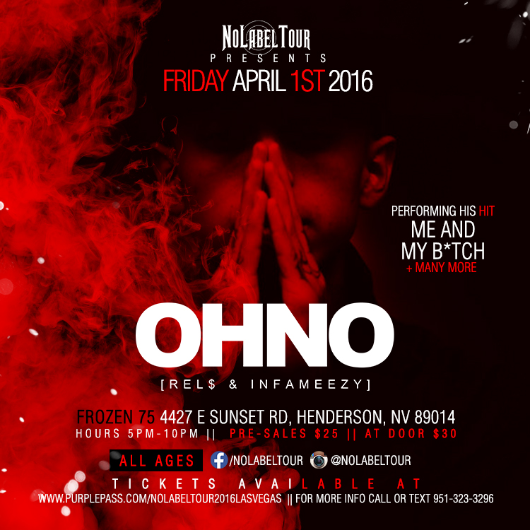 kahraezink-ohno-april-vegas-flyer-design
