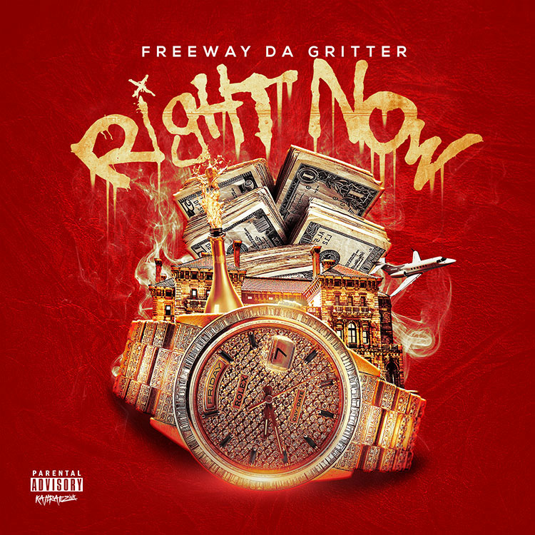 kahraezink_freewaydagritter_right_now_single_cover_design