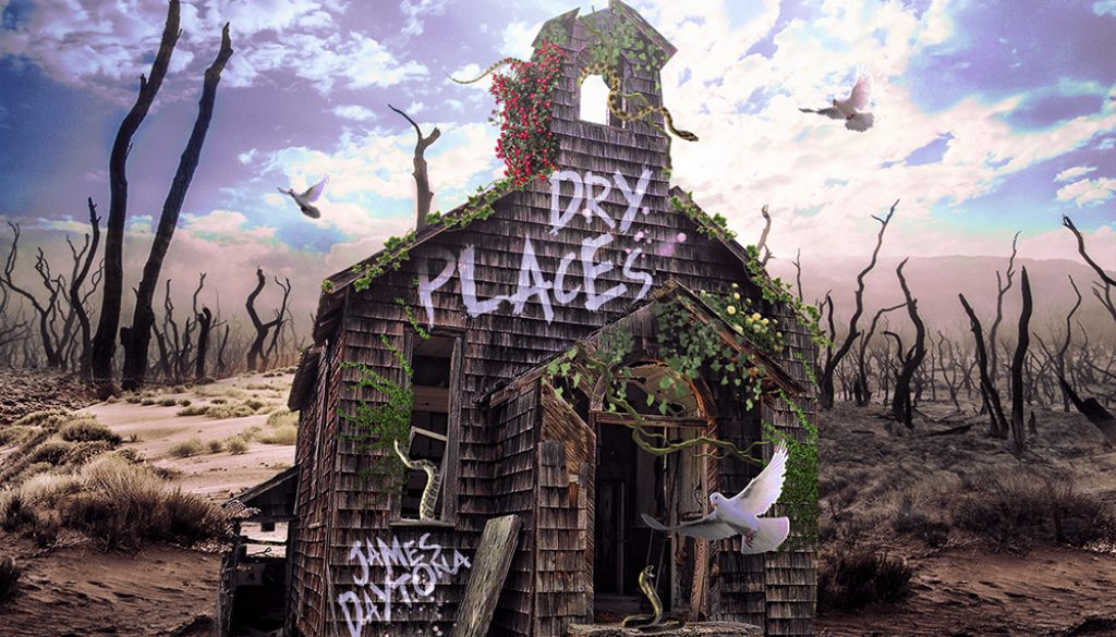 james_daytona_dry_places_single_cover_designed_by_kahraezink