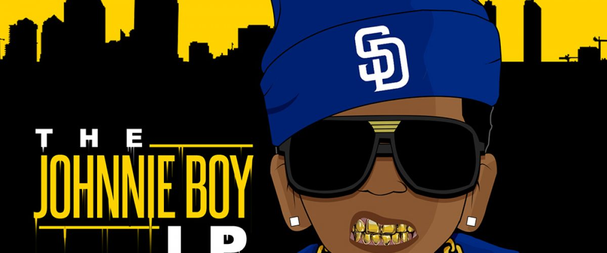 kahraezink_jaay_staacs_the_johnnie_boy_lp_cartoon_album_cover_design