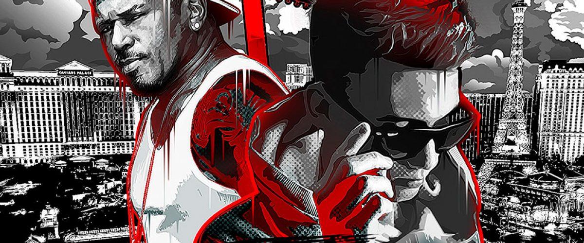 kahraezink_jcraig_dj_jackel_for_eternity_cartoon_single_cover_design