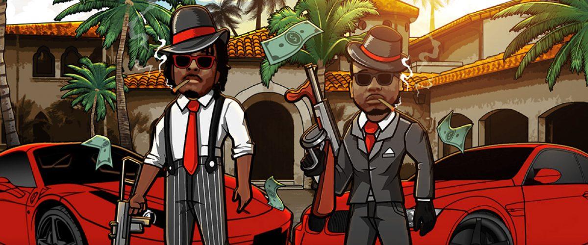 kahraezink_lo500_polo500_boss_talk_cartoon_single_cover_design