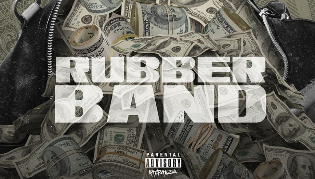 quarter_boy_beezy_rubberband_hip_hop_single_cover_designed_by_kahraezink