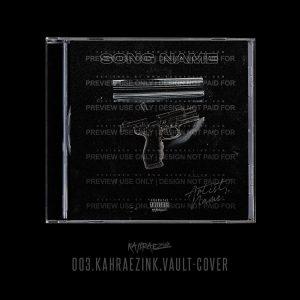 003 - KAHRAEZink Vault Cover