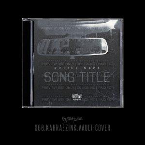 006 - KAHRAEZink Vault Cover